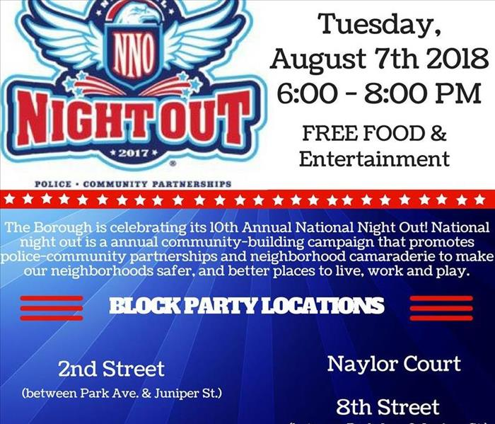 Quakertown National Night Out